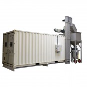 Multifunctionele straalcontainers
