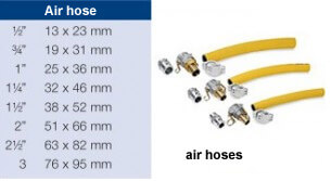 airhoses